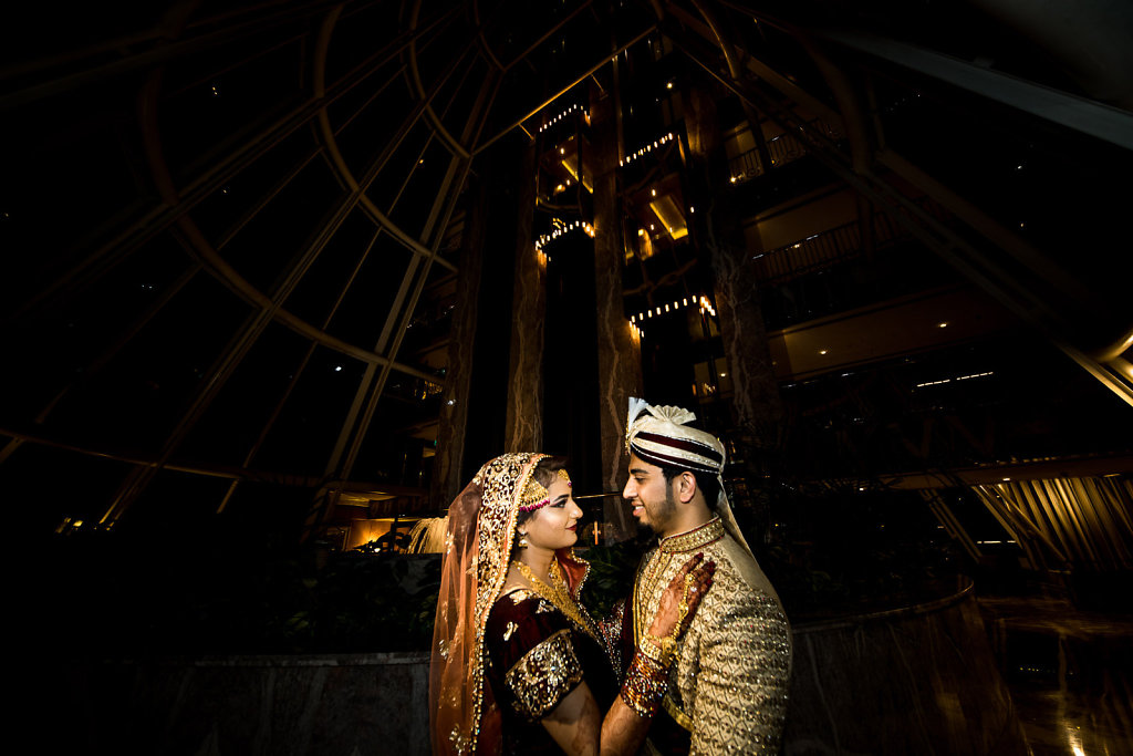 Muslim Wedding at Jood Palace Hotel Dubai - Kashyap Sagar