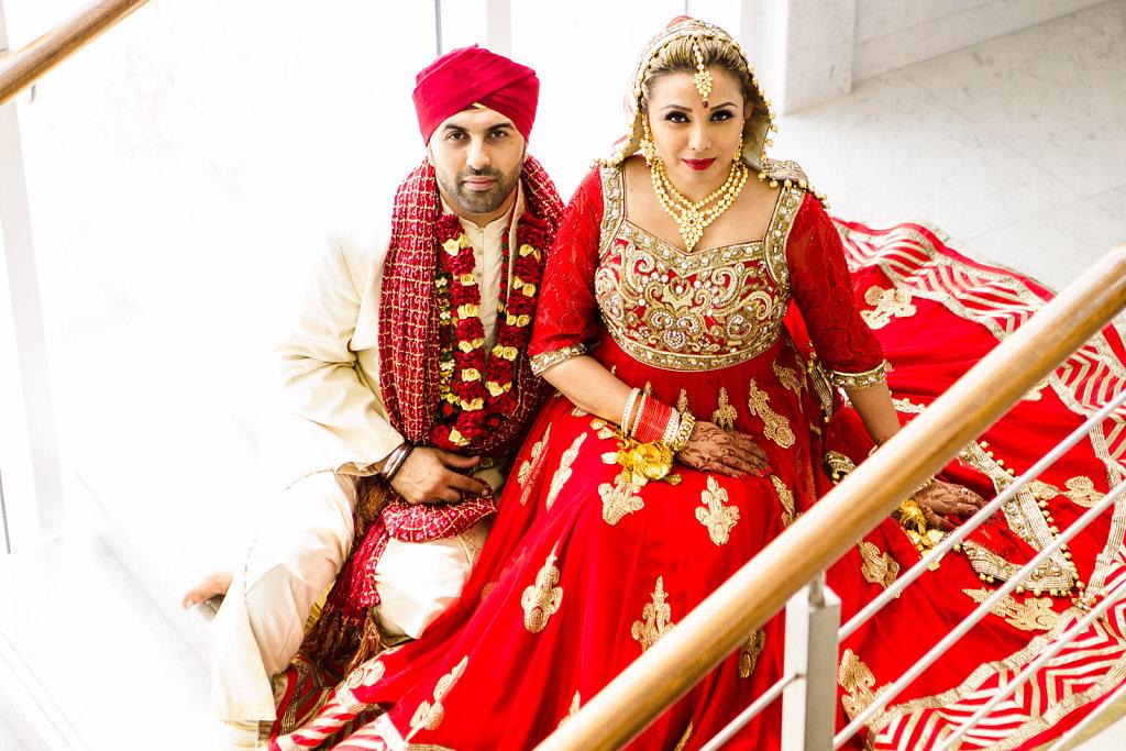 Wedding of Nina Ubhi and Bobby Chaggar in Dubai by best wedding photographer in Dubai Kashyap Sagar